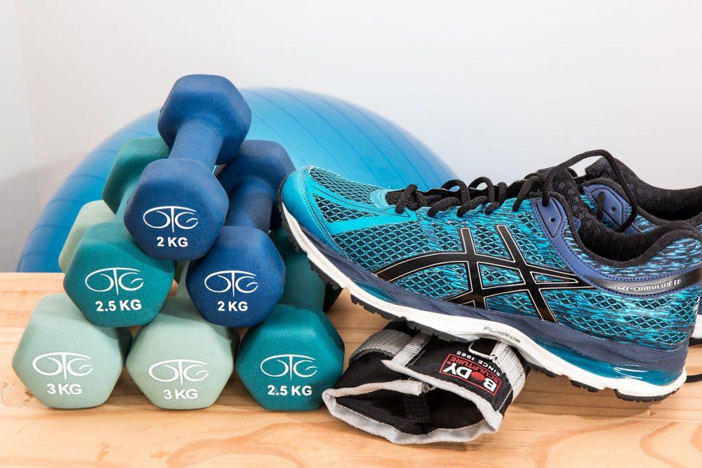 Sport und Herz