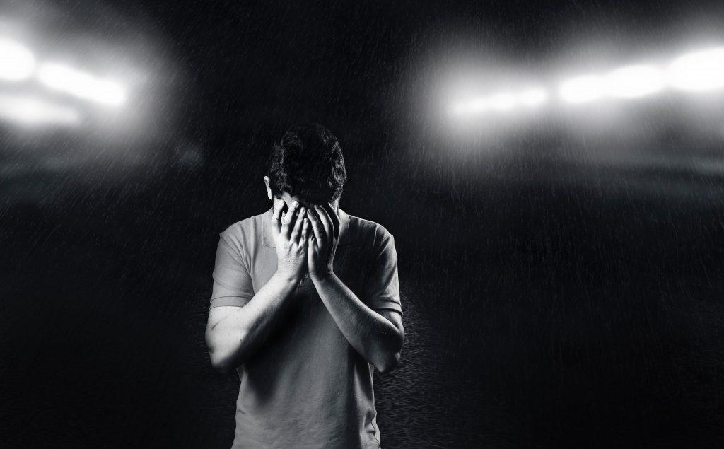 Depression Anzeichen